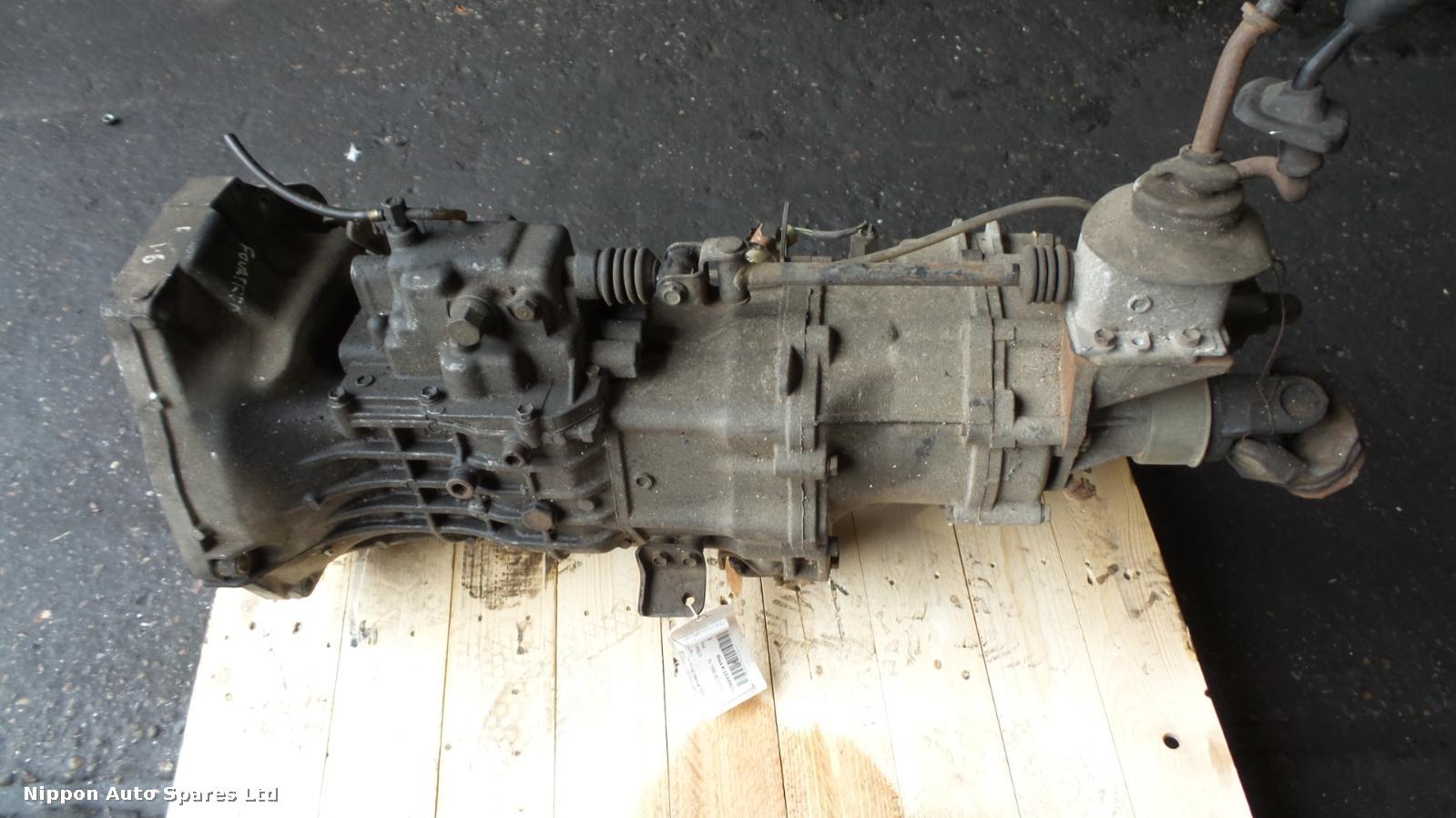 Daihatsu SPORTRAK Gearbox MANUAL : 9120