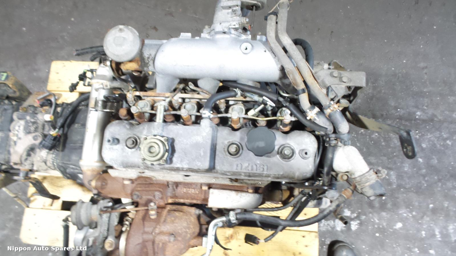 Isuzu NKR Engine 4JH1 TURBO DIESEL : 46832