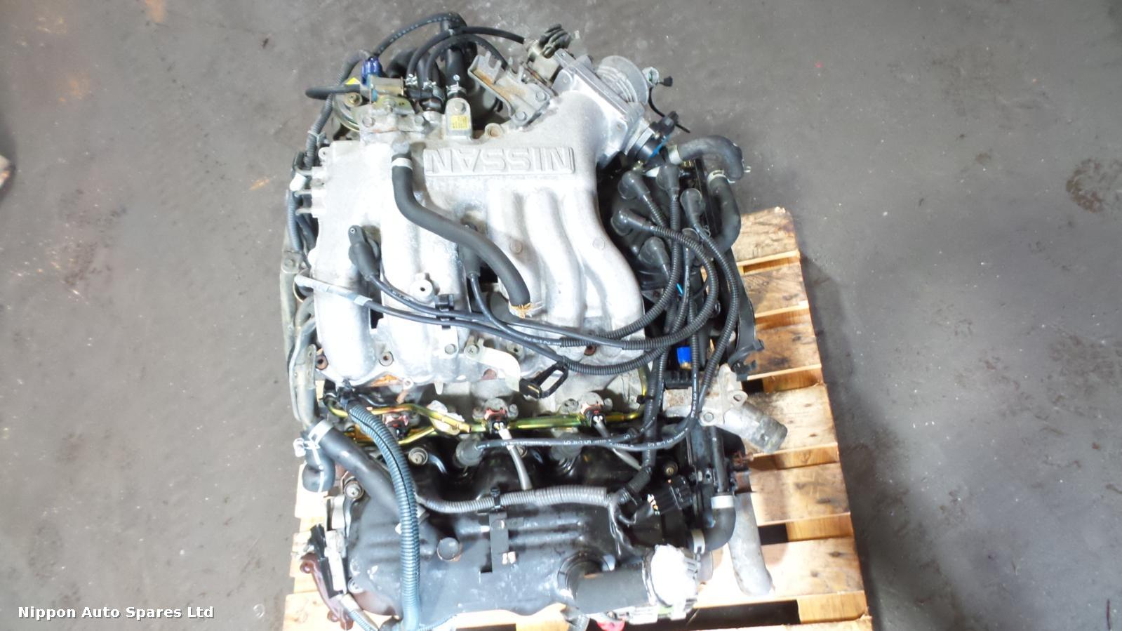 Nissan ELGRAND Engine VG33: 47079