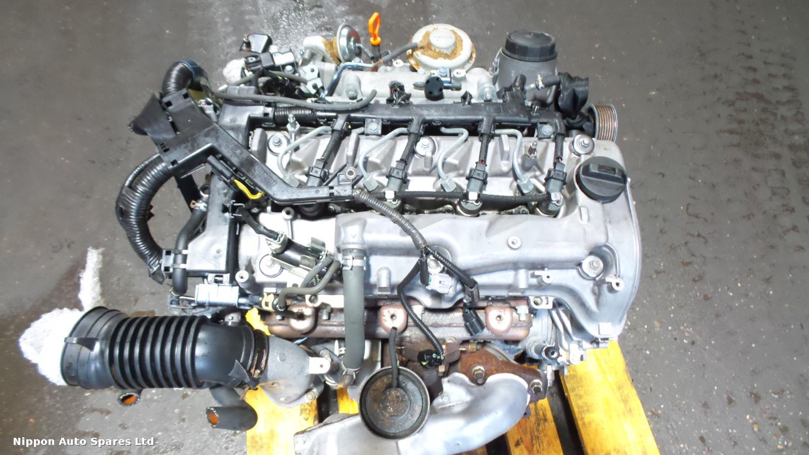 Honda CIVIC Engine N22A2: 47261