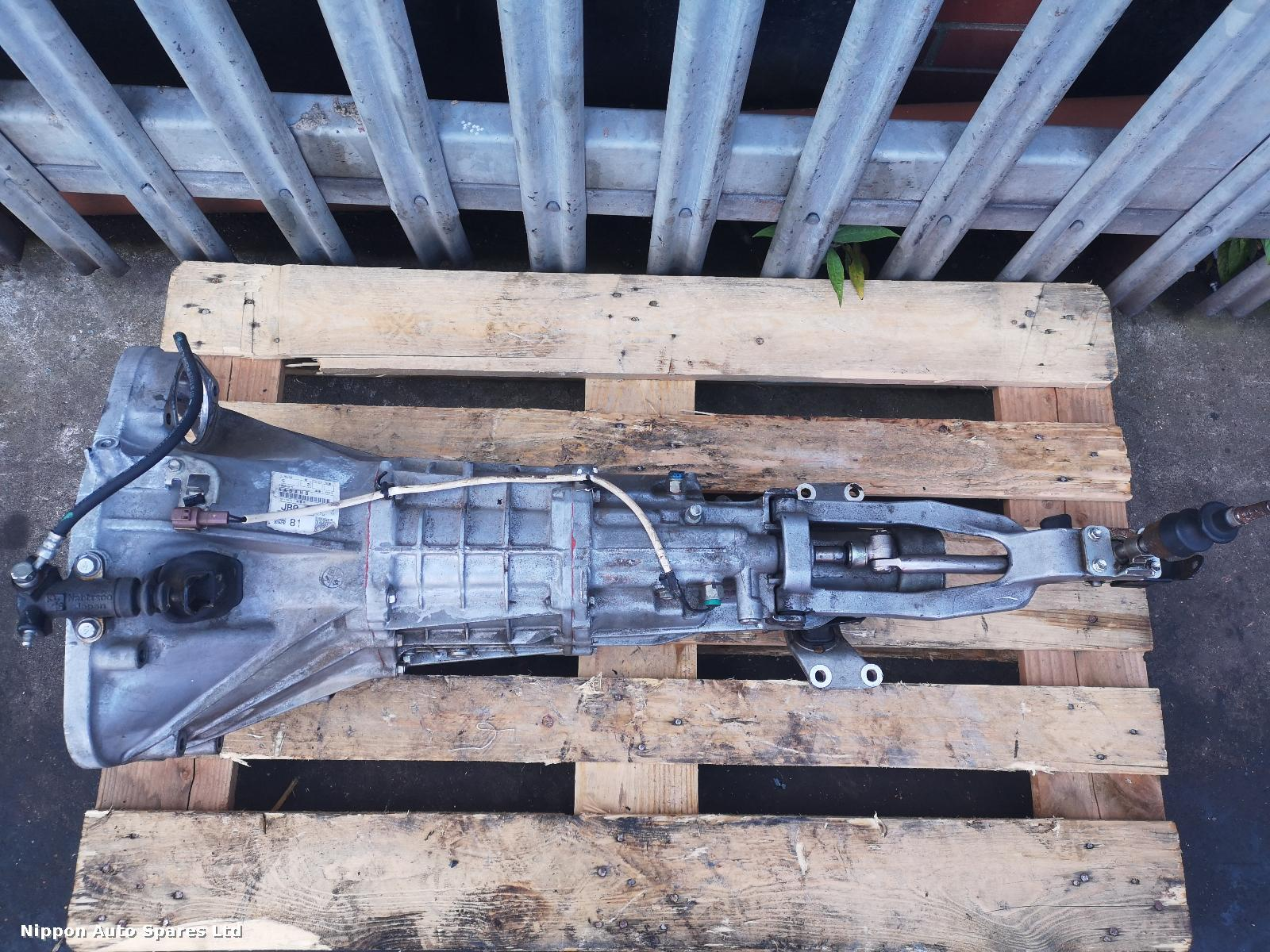 Toyota GT86 Gearbox 6 SPEED MANUAL : 49782