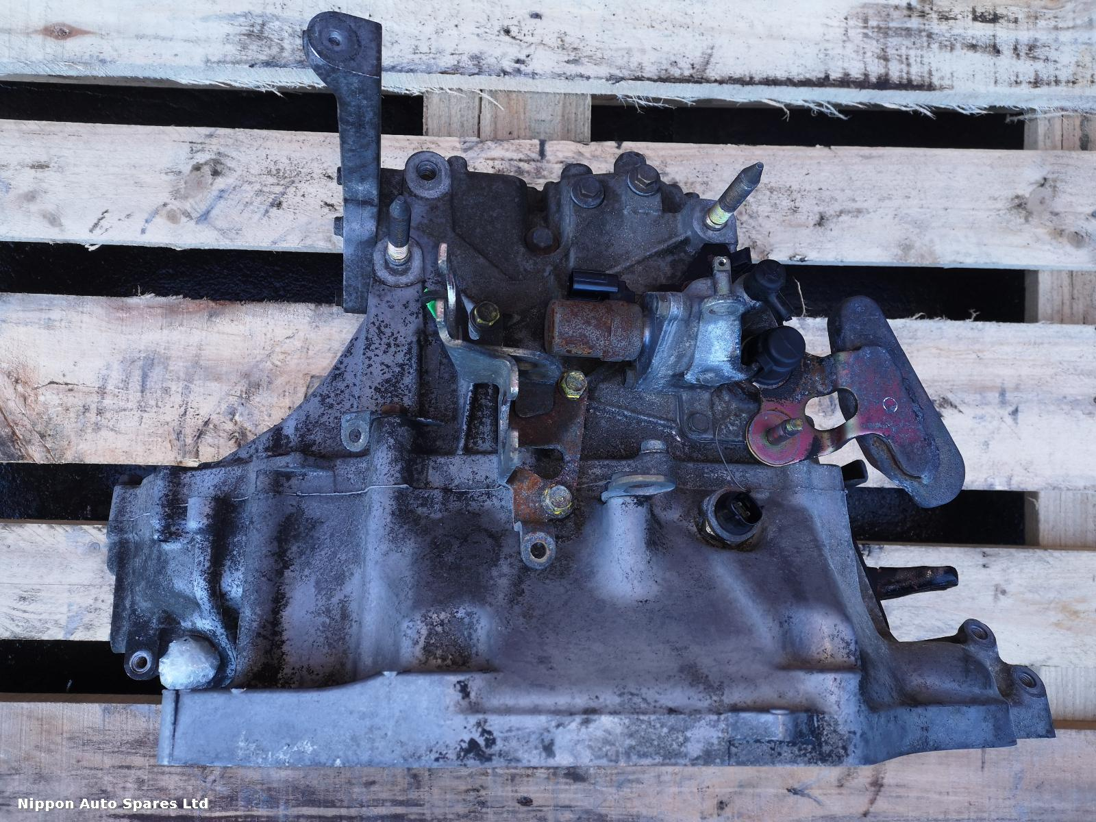 Honda CIVIC Gearbox TYPE R HAS HAS SOME REPAIR TO COVER: 51222