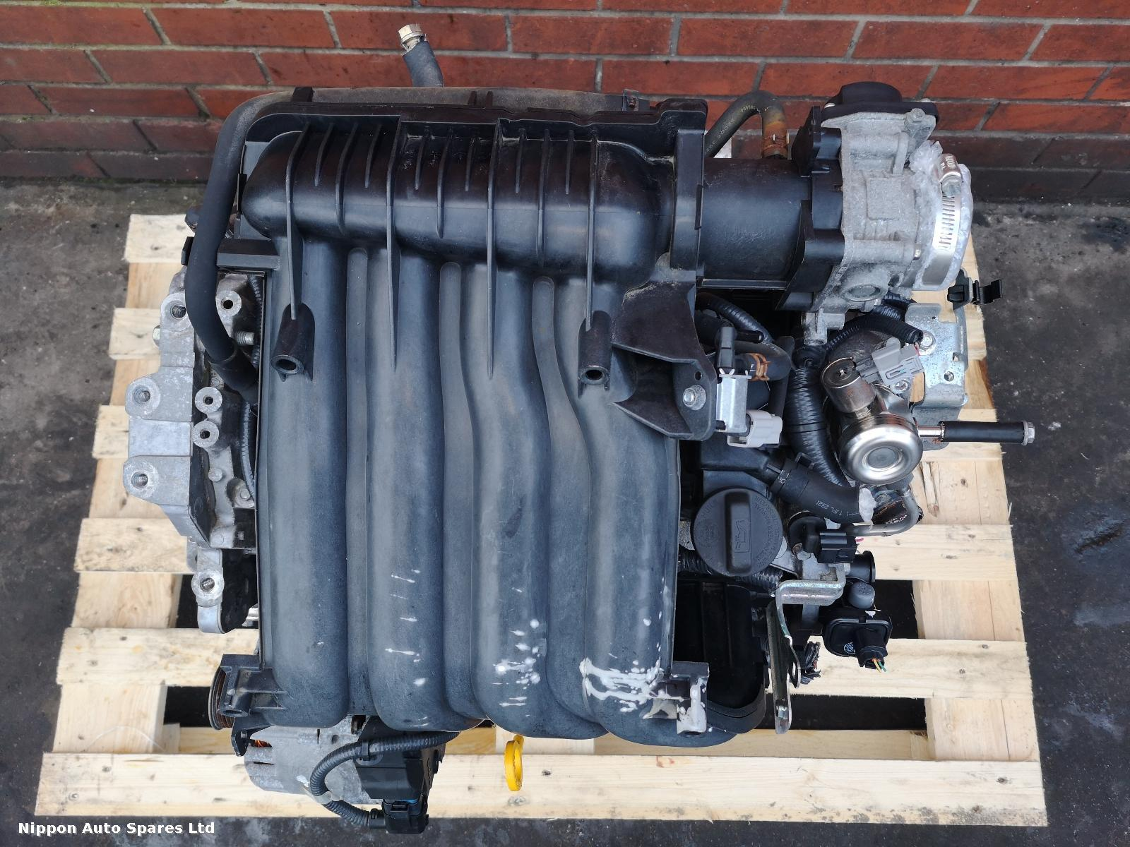 Nissan SERENA Engine MR20-DD WILL NOT FIT OLDER VERSIONS THIS IS WITH HIGH PRESSURE PUMP : 53033