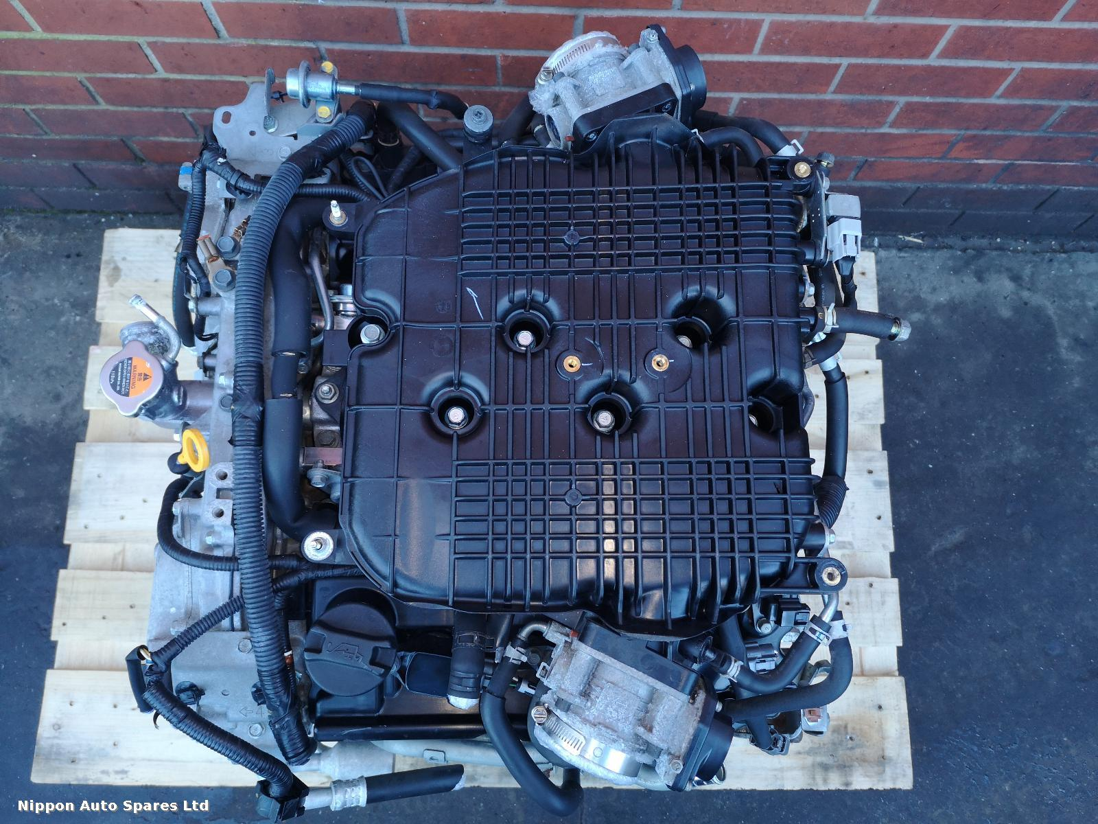 Nissan 350Z Engine VQ35-HR : 53041