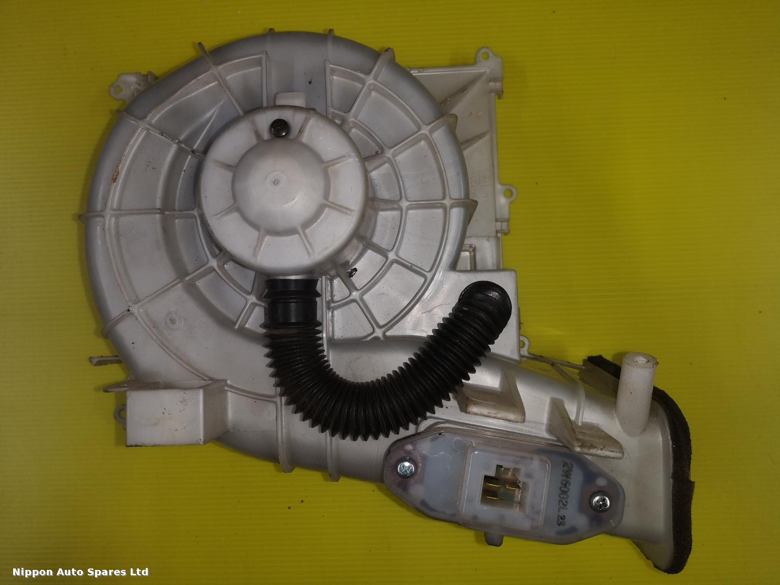 Nissan X TRAIL Heater Motor/Assembly LARGE HEATER RESISTER 2005+: 53638