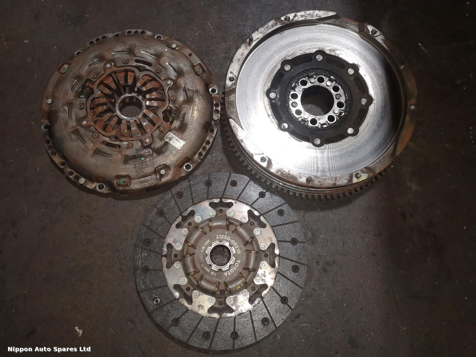 Toyota AVENSIS Flywheel Flexplate 2.0 DIESEL WITH CLUTCH : 54002