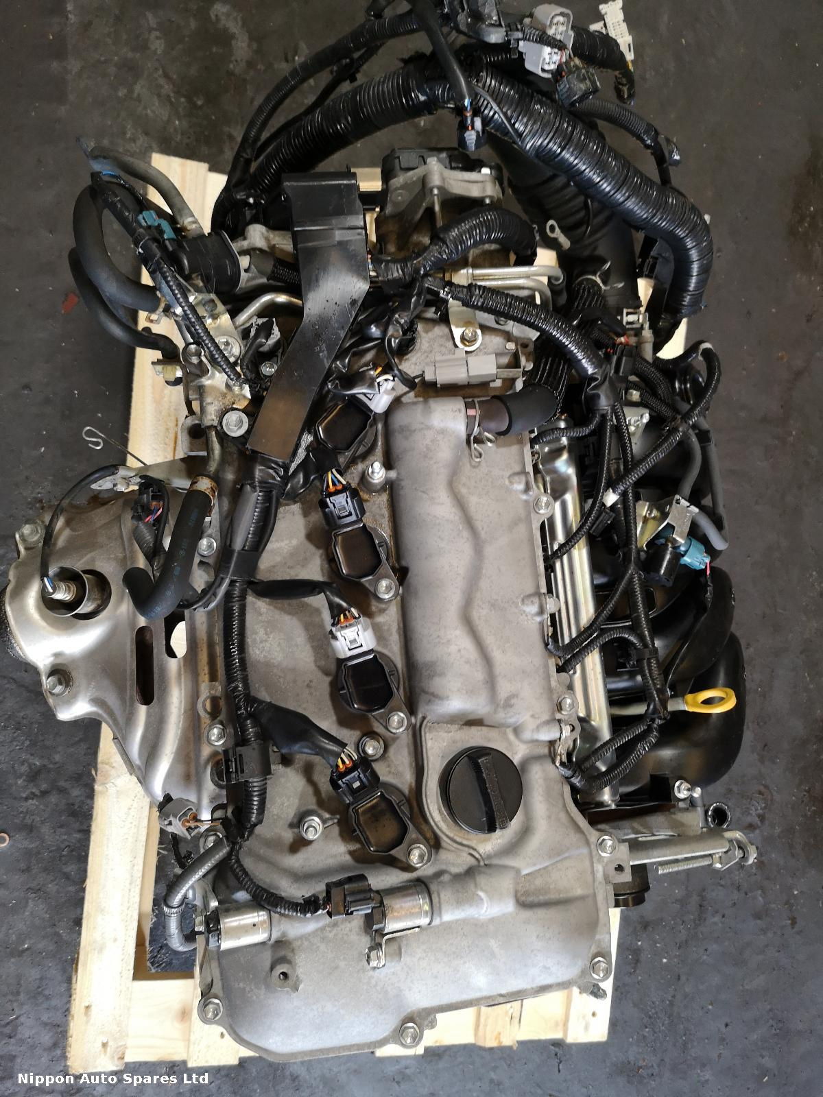 Toyota AVENSIS Engine 2ZR: 54446