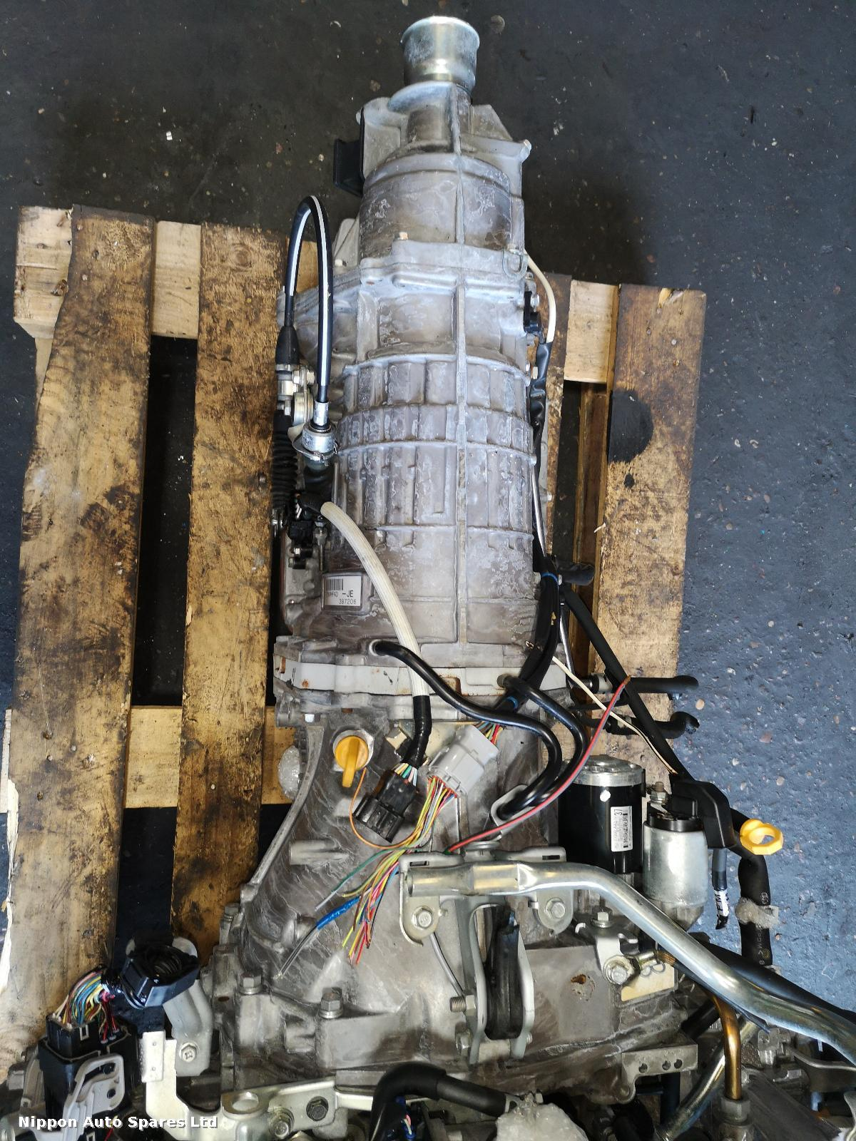 Subaru OUTBACK Gearbox TV1B8MHFAD 2.5 AUTO 4EAT : 54930