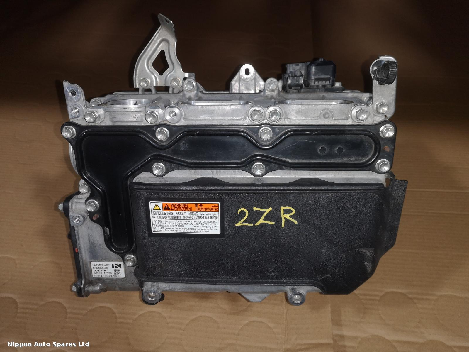 Toyota AURIS Battery G9200-47190 INVERTER: 55477