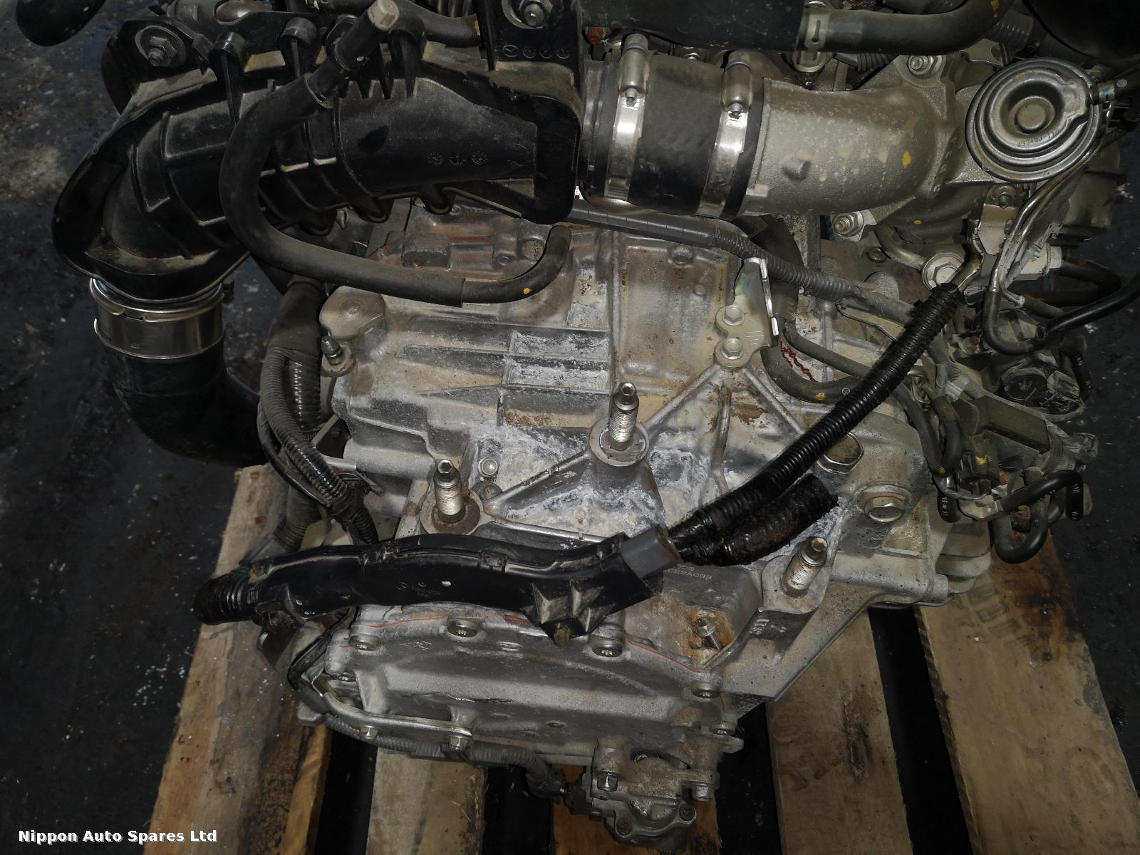 Mazda 6  Gearbox 2WD AUTOMATIC 2.2 DIESEL SKYACTIV: 55483