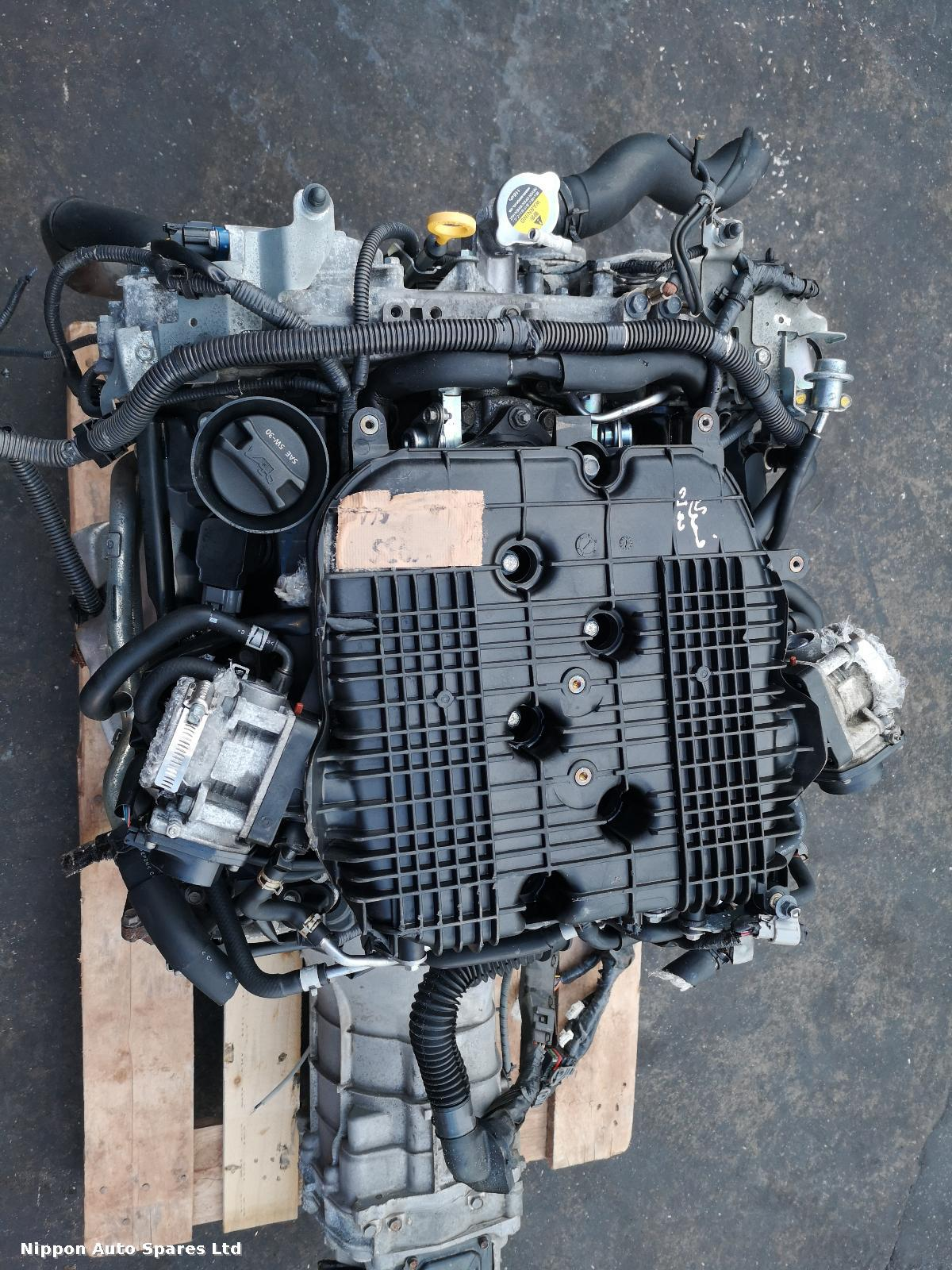 Nissan 350Z Engine VQ35-HR : 55687