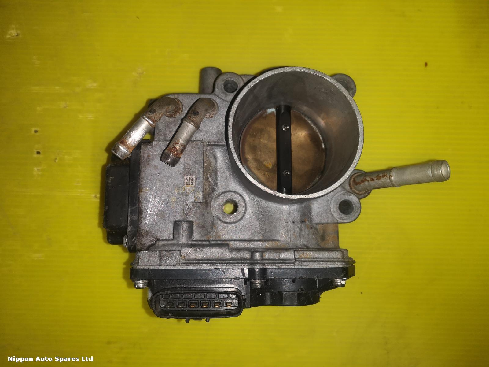 Honda CRV Throttle Body 16400-RZA-J01: 56181