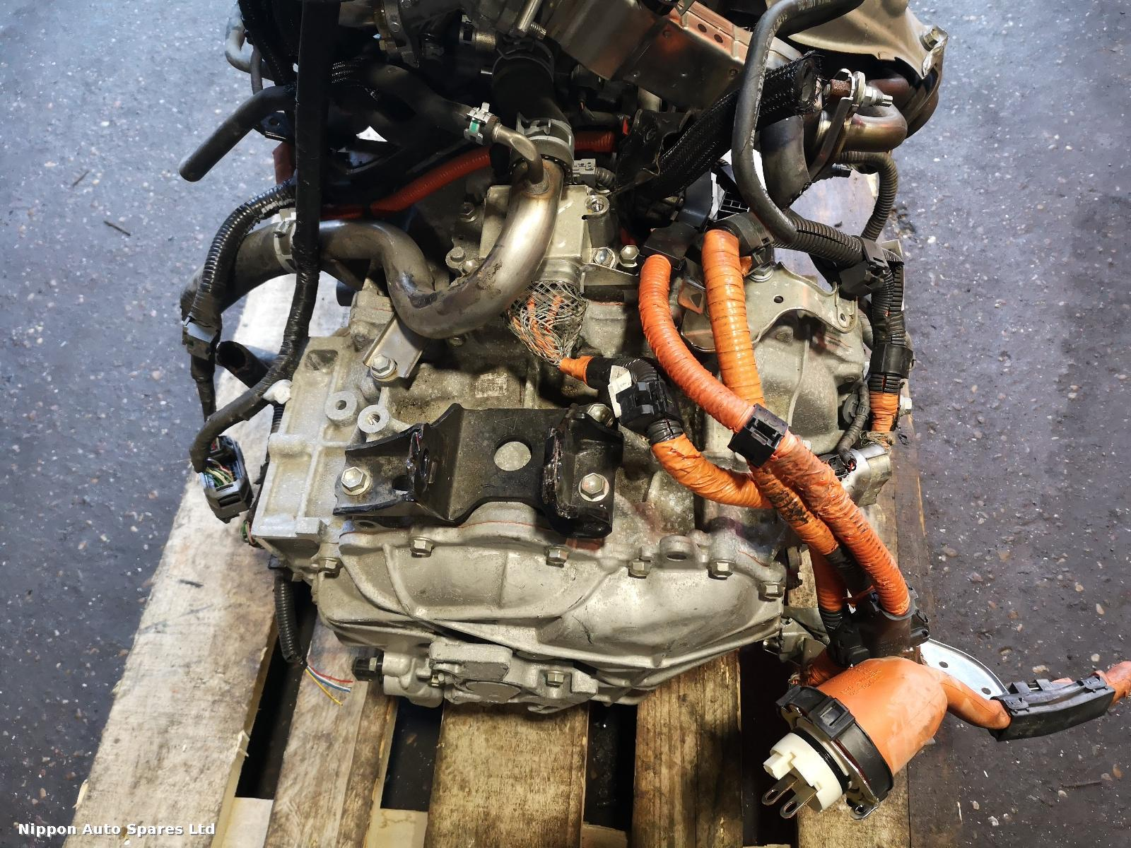 Toyota PRIUS Gearbox : 56585