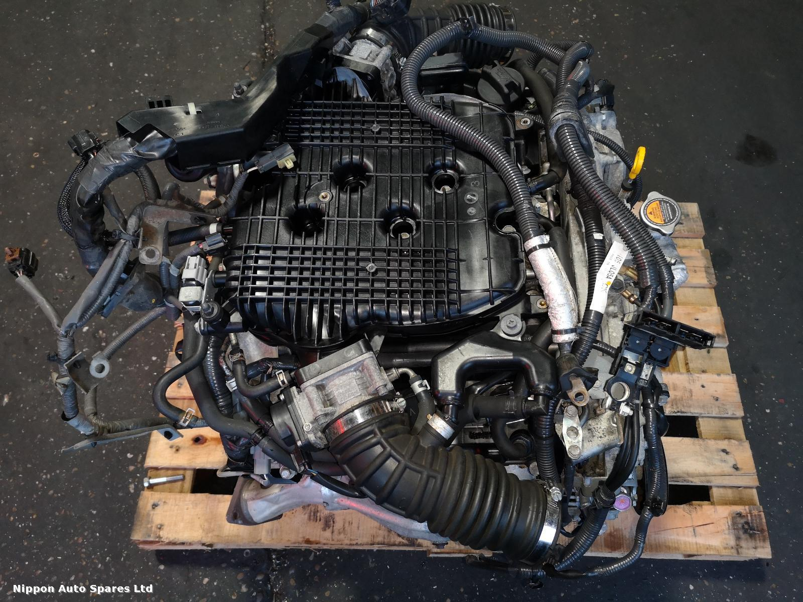 Nissan 370Z Engine VQ37 HR : 56663