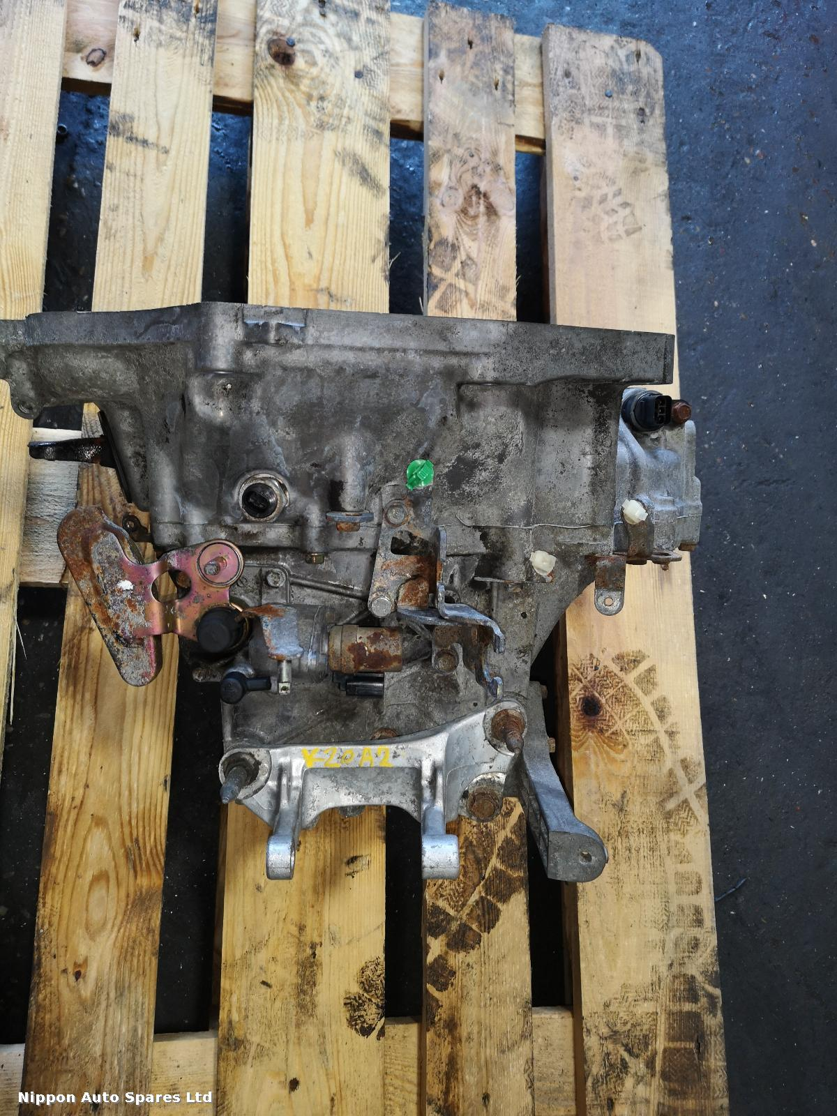 Honda CIVIC Gearbox NPQ3 TYPE R : 56880