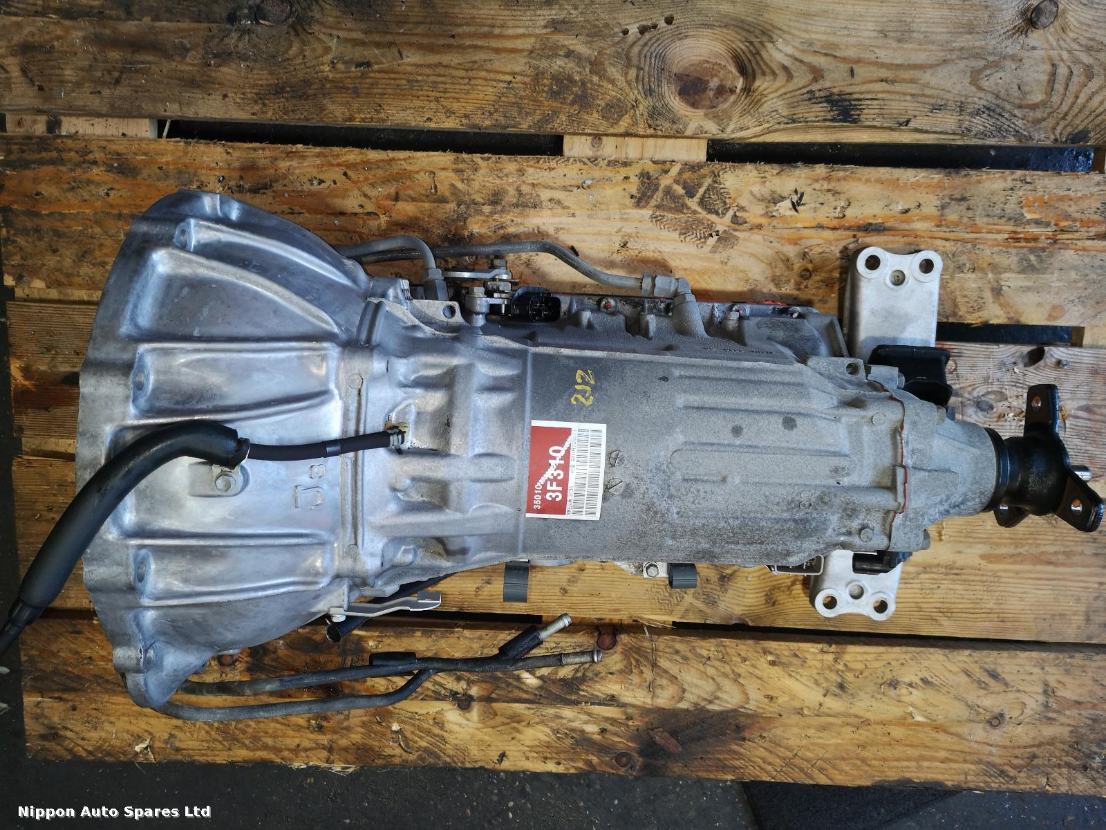 Toyota ARISTO Gearbox 3.0 TWIN TURBO 35000-3F450: 56882