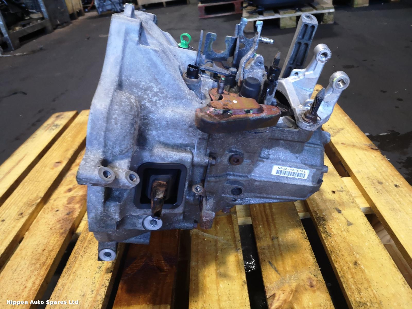Honda CIVIC Gearbox NPQ3 TYPE R : 57298