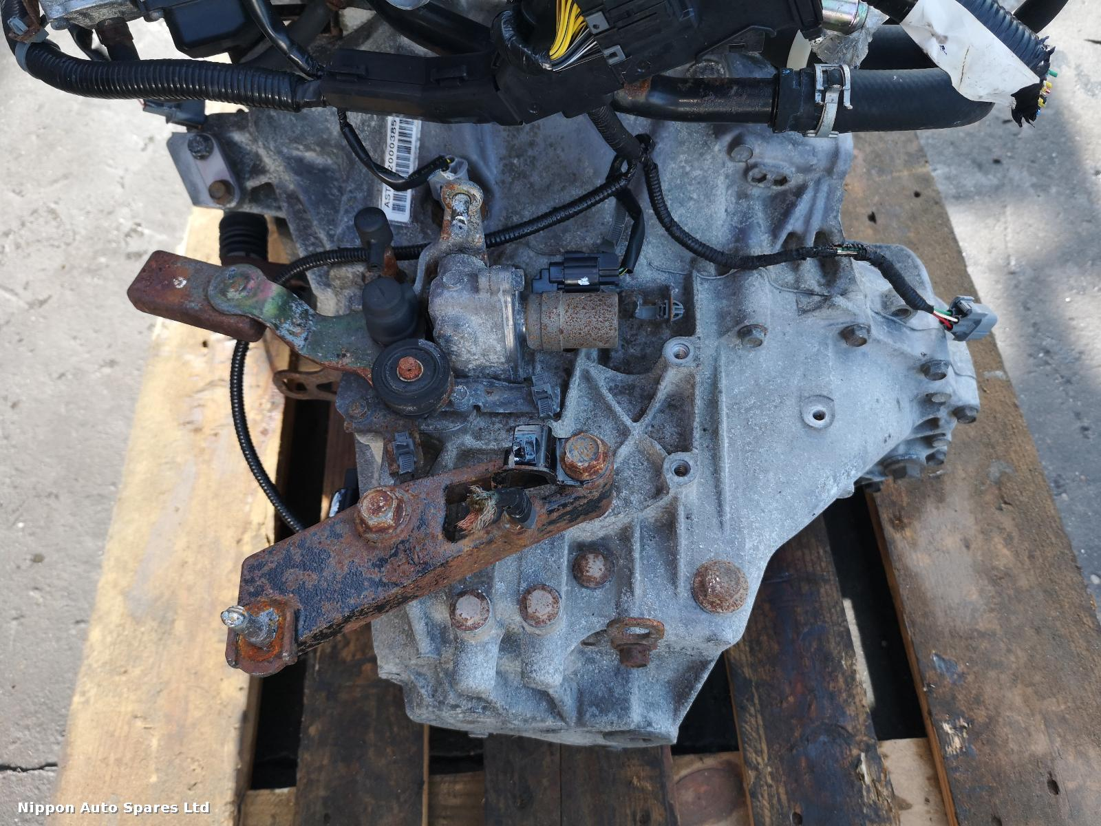 Honda ACCORD Gearbox AST5 2.4 PETROL 6 SPEED MANUAL : 57323
